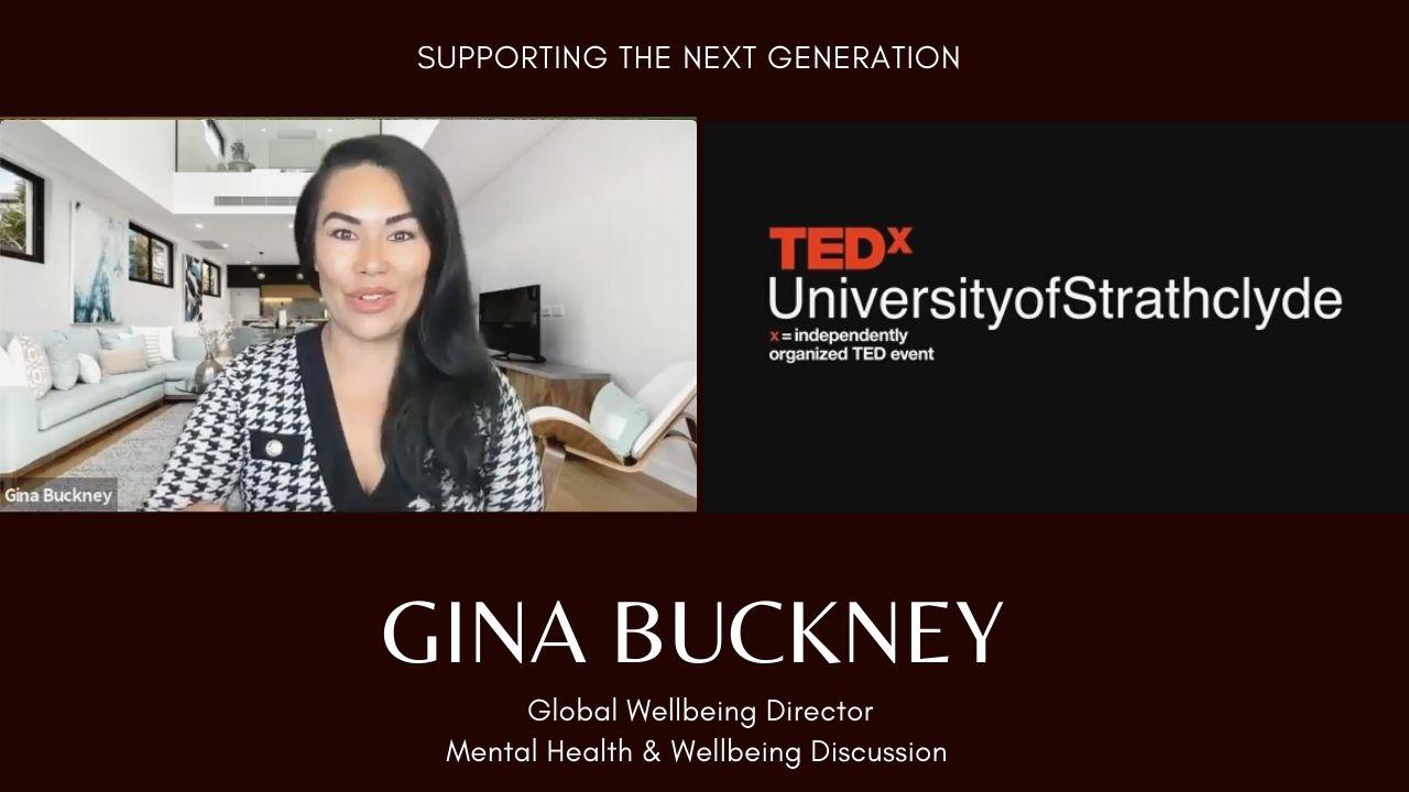 Gina Buckney TEDx